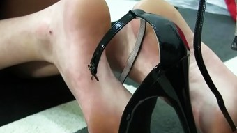 Shoe Fetish  HD
