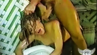 THE SEX SLAVE FUCKFEST - PART 1
