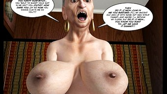 3D Comic: The Uncanny Valley 1-2