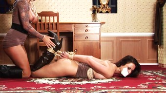 Hogtied and Vibed