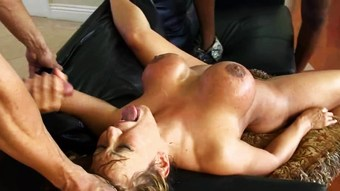 milf slut wife takes multiple cumshots and ir creampie