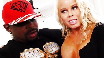 Nikki Delano Is Hungry For Black Dick