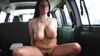 Gianna Michaels tries her best