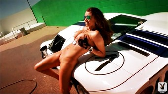 Alyssa Arce Playboy Playmate July 2013 Behind The Scenes Video HD