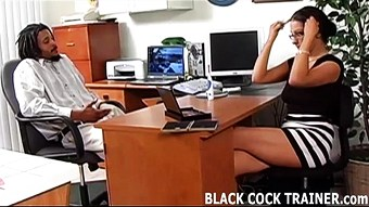 I think I am addicted to black cock