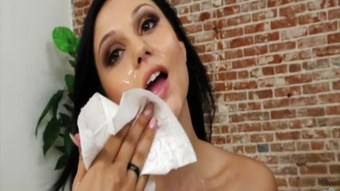 Cute Ariana Marie Does Handjob